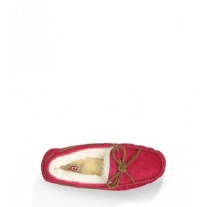 "UGG DAKOTA SLIPPER ""RED"" Арт. 1529"