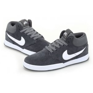 "Кроссовки Nike Paul Rodriguez 5 mid ""Grey"""