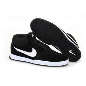 "Кроссовки Nike Paul Rodriguez 5 mid ""Black"""