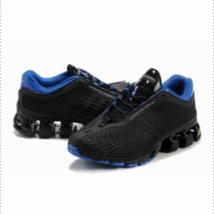 "Кроссовки Adidas Porsche Design IV ""Black/Blue"""
