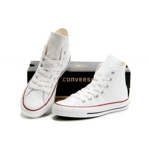 "Кеды Converse All Star White High ""White"" Арт. 0329"