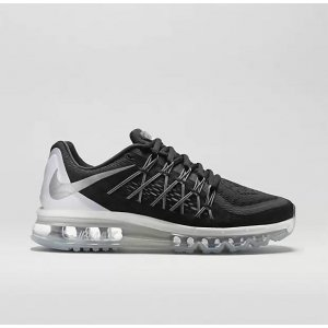 "Кроссовки Nike Air Max 2015 Lunar ""Black/Silver White"""