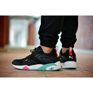 "Кроссовки Puma Blaze of Glory x Sneaker Freaker ""Shark Attack Pack"" Арт. 1064"