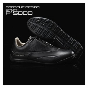 "Кроссовки Adidas Porsche Golf Compound ""Black"""
