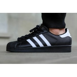 "Кроссовки Adidas Superstar II ""Black/White"" Арт. 0125"