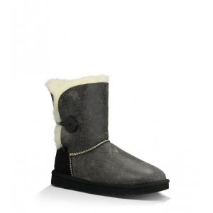 "UGG Bailey Button Bomber ""Grey"" Арт. 0354"