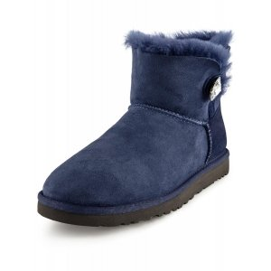 "UGG Bailey Button Mini ""Bling Blue"" Арт. 0588"