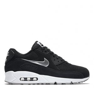 "Кроссовки Nike Air Max 90 Essential ""Premium Black"""