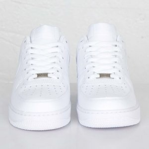 "Кроссовки Nike Air Force 1 Low ""White"" Арт. 0027"