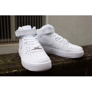 "Кроссовки Nike Air Force 1 High ""White"" Арт. 0029"