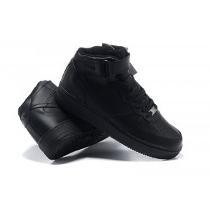 "Кроссовки Nike Air Force 1 High ""Black"" Арт. 0030"