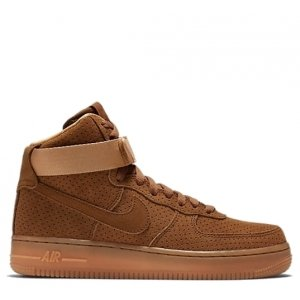 "Кроссовки Nike Air Force 1 High ""Tawny Gum"" Арт. 0153"