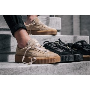 "Кроссовки Puma Suede Creeper x Rihanna ""Wheat"""