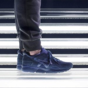"Кроссовки Asics Gel Lyte V ""Black Nightshade"""