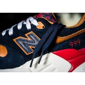 "Кроссовки Sneaker Politics x New Balance 999 ""Case 999"" Арт. 1014"