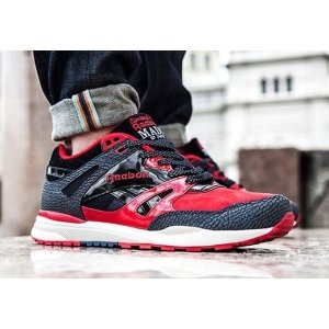 "Кроссовки Reebok x Limited Edt Vault Ventilator ""Red"""