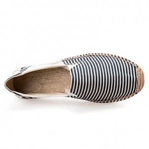 "Эспадрильи Toms Loafers Marine Series ""Blue/White""  Арт. 0480"