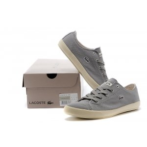 "Кеды Lacoste Old School Style ""Light Grey"""