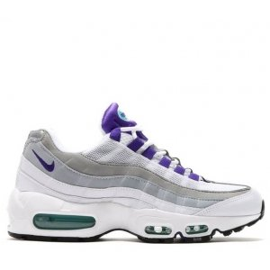 Кроссовки Nike Air Max 95 QS «White/Court Purple» Арт. 0344
