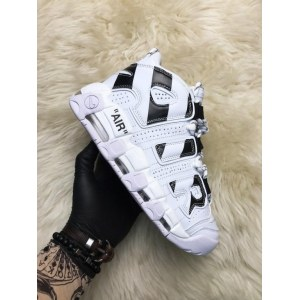 Кроссовки белые Nike Air More Uptempo x Off White Арт. С001543