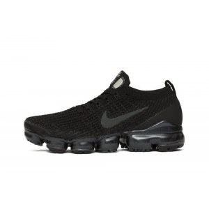 "Кроссовки Nike Air VaporMax Flyknit 3 ""Black"""