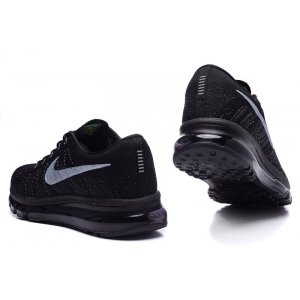 "Кроссовки Nike Air Max Flyknit ""All Black"" Арт. 0571"