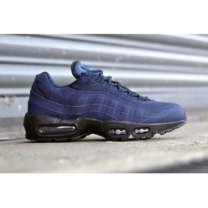"Кроссовки Nike Air Max 95 ""Obsidian And Black"""