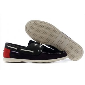 "Мокасины Lacoste Country ""Blue/Red"""