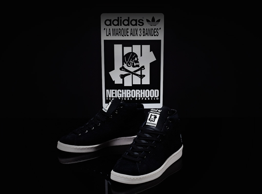 Кроссовки Adidas Neighborhood